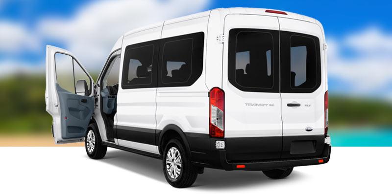 3e6433c857efa2 12 passenger Ford Transit van rental