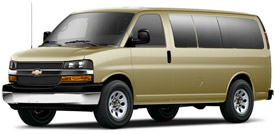Large passenger van fleet discount hawaii van rental
