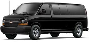 Large Passenger Van Fleet Discount Hawaii Van Rental